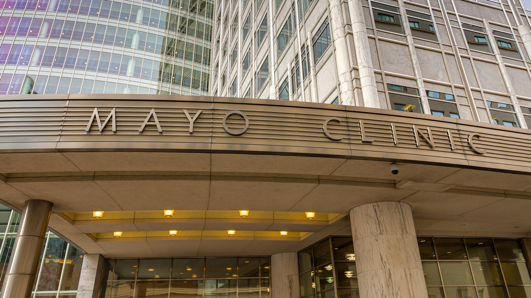 Mayo Clinic Ranks Number 1 World's Best Hospital 2020